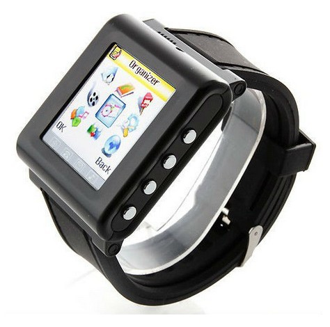 Free Ship AK09 AK912 Watch Phone With Silicon Strap Single SIM Card Pinhole Camera FM Bluetooth 1.6Inch Touch Screen Watch Phone(China (Mainland))