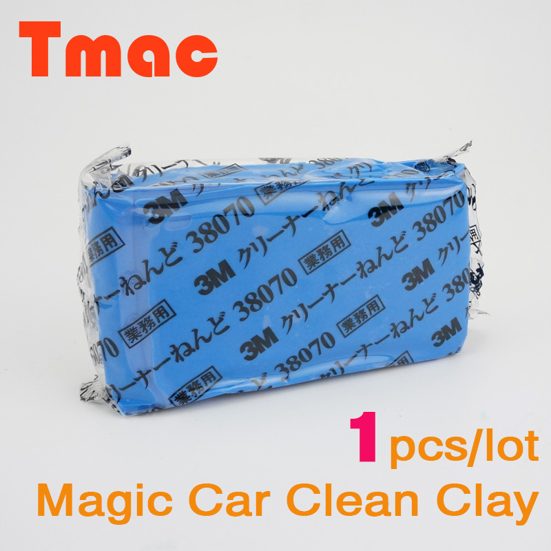 High Quality Magic Clean Clay 3M 180g Car truck blue Cleaning Clay Bar wash Auto Detail Cleaner Clay Bar Sludge Washing Mud(China (Mainland))
