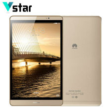 Huawei MediaPad M2 Kirin 930 Octa Core 8 inch Phablet 64GB Phone 3GB RAM Android Tablet LTE 8MP(China (Mainland))