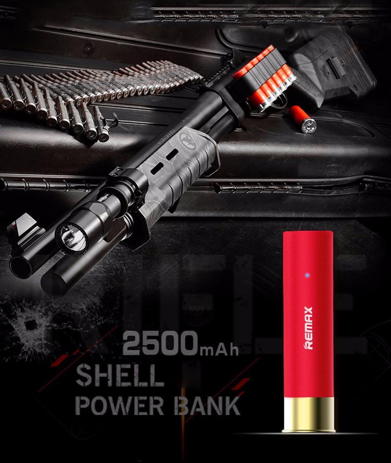 Mini Power Bank 2500mAh Battery Portable (5)