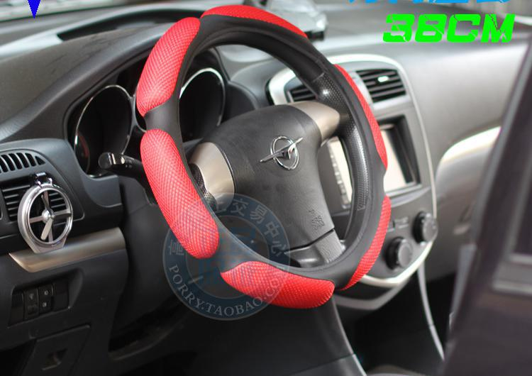 Steering wheel cover,steering wheel cover plush warm winter paragraph, Leather Steering Wheel Leather Steering Wheel Cover(China (Mainland))