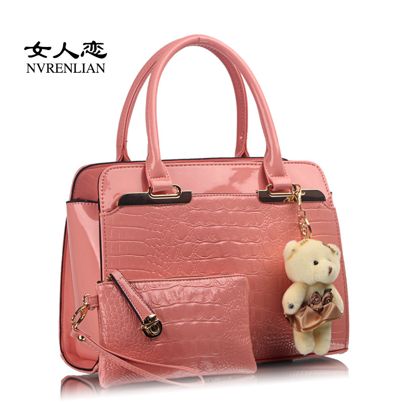 summer style Women's Handbag Ladies Messenger Bags PU Leather Candy Color Purse For Women Mini Cute Cross Body Tote Hand Bags(China (Mainland))