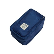 Unisex  Travel Storage Bag Nylon 6 Colors Choice Portable Organizer Bags Shoe Sorting Pouch Support Wholesale(China (Mainland))