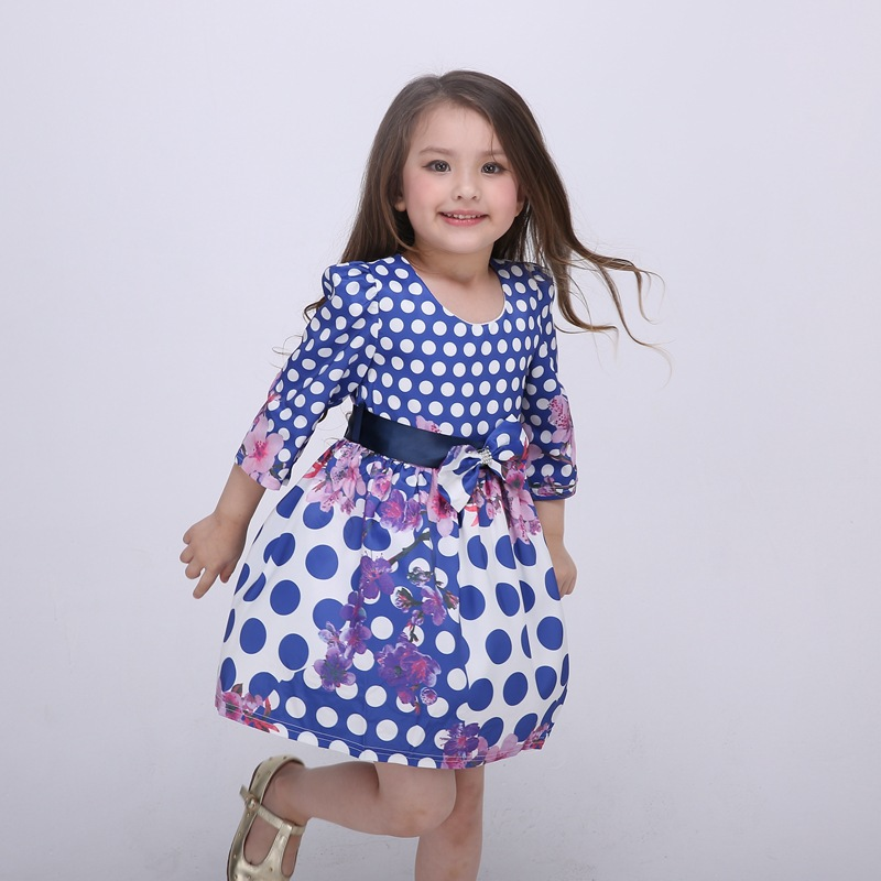 Turmec » strapless kids dresses