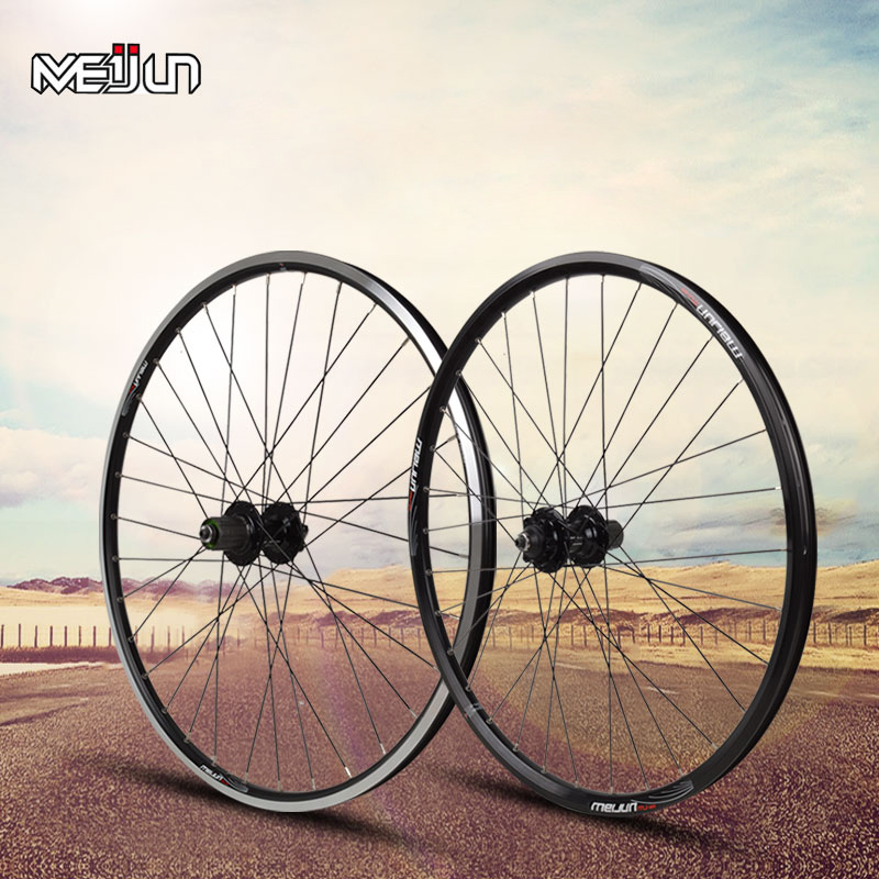 26 inch 32 hole V brake / disc brakes dual wheel bearing hubs MTB Mountain Bikes Bicycles Wheel Wheelset Hubs Parts<br><br>Aliexpress