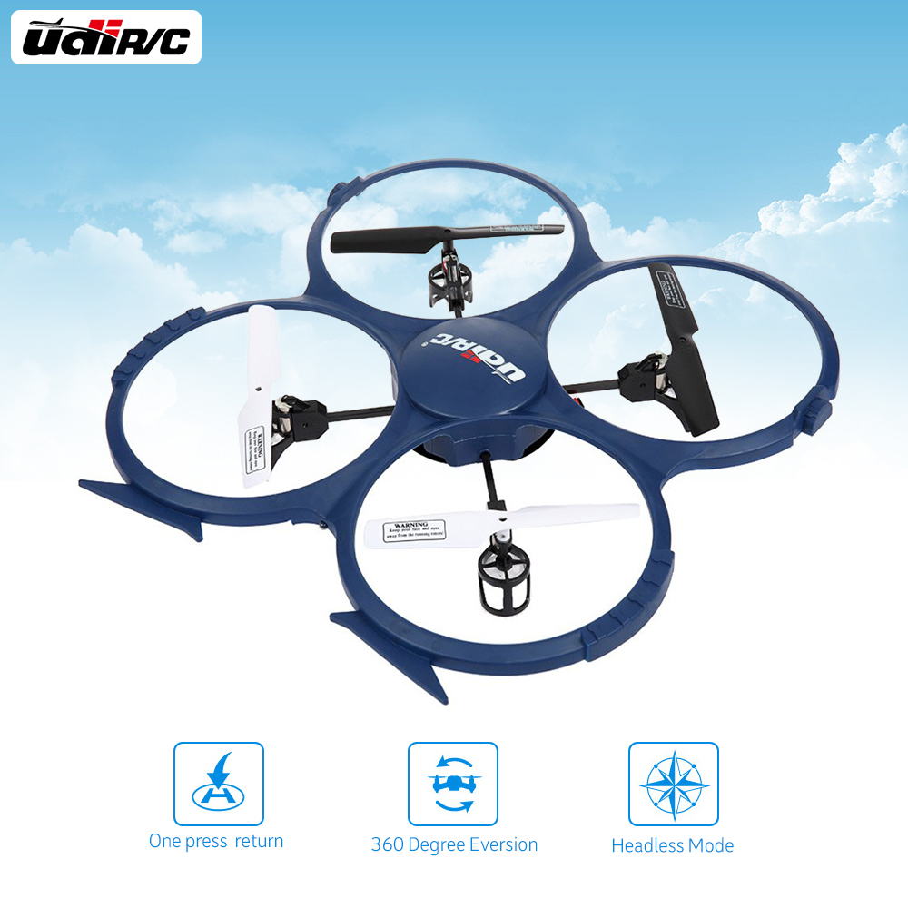 New Arrival RC Quadcopter Drone Udi 819A 4CH 2.4G 6-Axis Gyro RTF Long Distance Remote Control Headless Mode Helicopter Toys(China (Mainland))