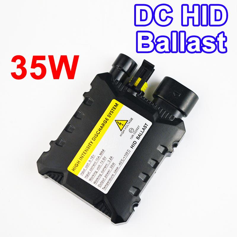 DC HID XENON Ballast 12V 35W Car Replacement Light Bulb Cheap FREE SHIPPING(China (Mainland))