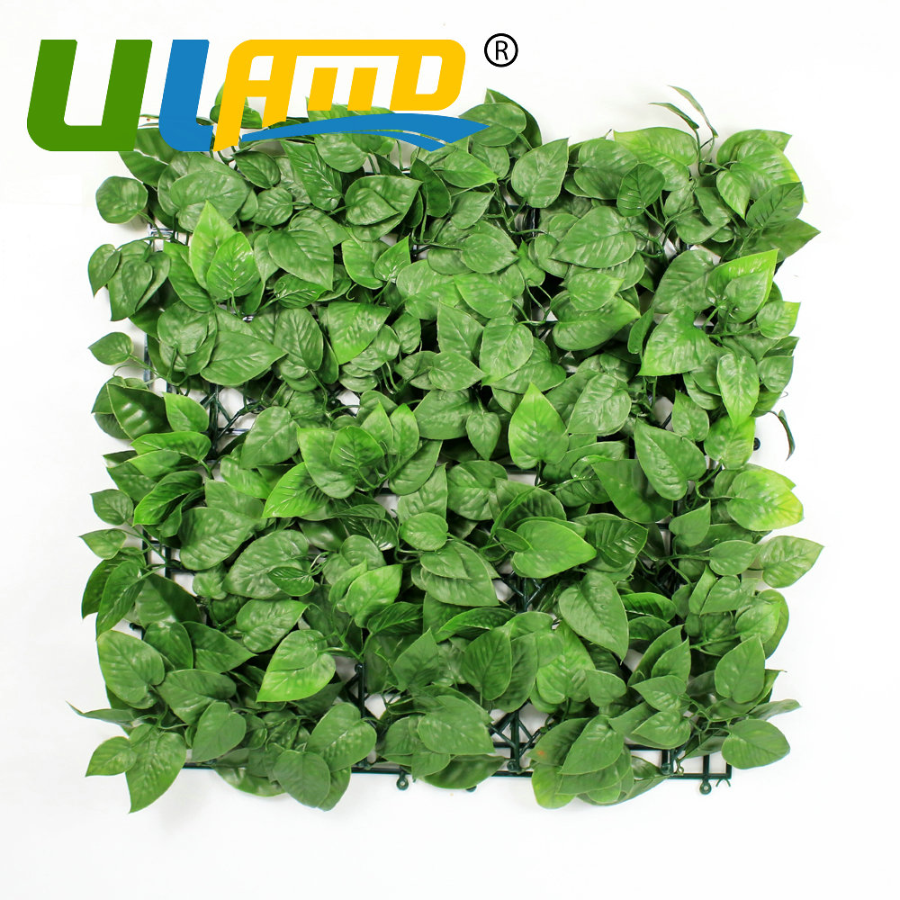 Vente en gros artificielle haie de buis d 39 excellente for Plante decorative exterieure
