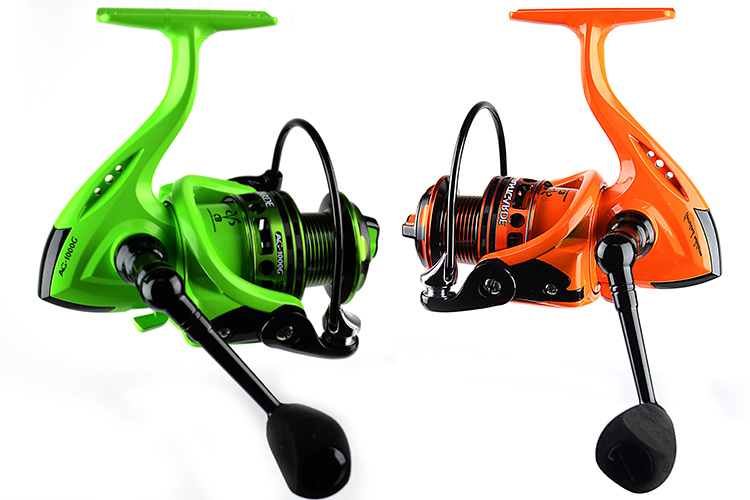 Japan technology feeder fishing AAAG spinning reel fishing reels 6BB+1RB 5.1:1 tackle lure Front Drag Spinning Reel<br><br>Aliexpress