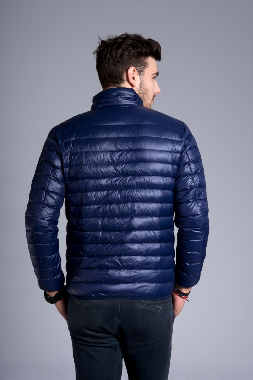 2015 Осень Зима Утка Пуховик, Ultra Light Тонкие плюс размер зимние куртки для мужчин Спортивной Моды мужской Верхней Одежды пальто