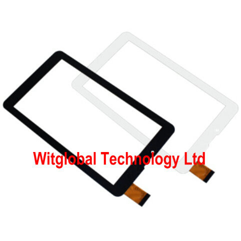 "New touch screen 7"" Explay Hit 3G / Supra M72KG 3G Tablet Touch panel Digitizer Glass Sensor Replacement Free Shipping(China (Mainland))"