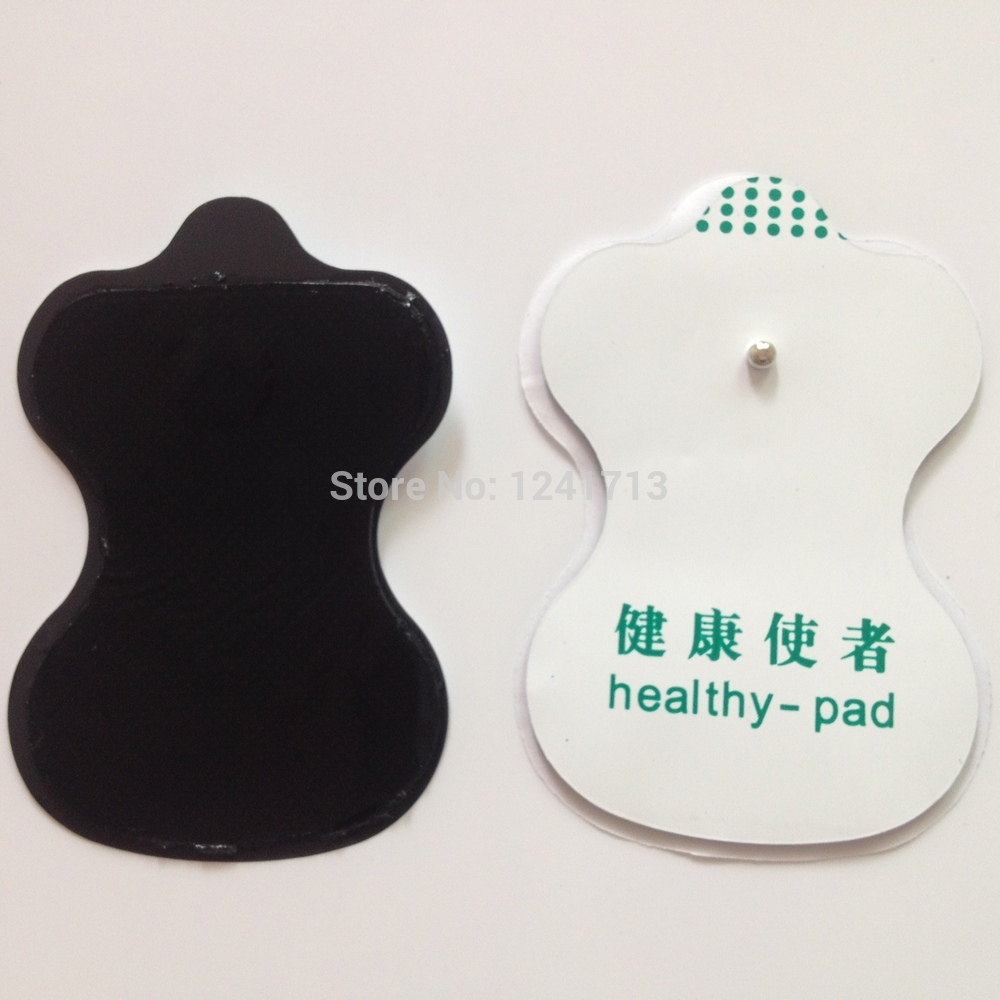 Wholesale - - 100 pcs x Electrode Pads healthy pad for Backlight Tens/Acupuncture/Digital Therapy Machine Massager(China (Mainland))