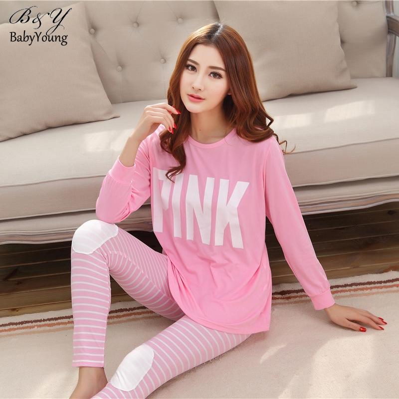 Summer Woman Pajama Sets Fashion PINK O-Neck Long Sleeve Womens Pajamas Milk Silk Homewear For Women Sleepwear Mujer Bathrobe(China (Mainland))