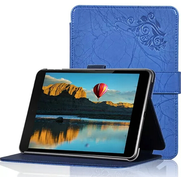 """Luxury Print Protector Shell Stand Fold Cover Magnetic Smart Prints Stand PU Leather Case For Nokia N1 7.9"""" 7.9 inch Tablet PC(China (Mainland))"""