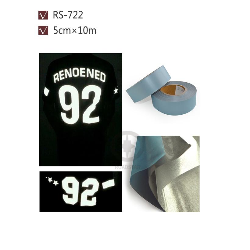 5 см x 10 м высокое качество одежды передачи тепла отражающая виниловая бесплатная доставка