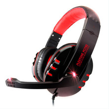 Plextone PC750 Stereo Bass Auriculares Casque audio Gaming Headphone Headset Earphone Audifonos Bass With Mic For PS4 PC Gamer