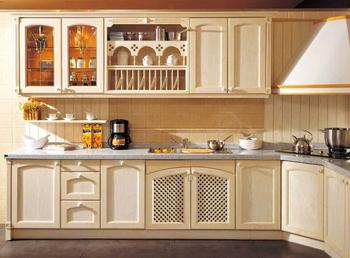 Free design Custom American solid wood cabinet America integral ambry ktichen cabinet