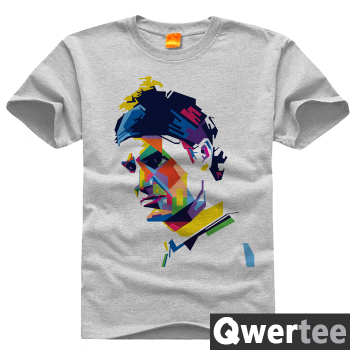 Roger Federer T Shirt Men 2016 Fashion Tennis Star Printed T-Shirt Male Short Sleeve RF Male Sports Tee Clothing Plus Size 4XL(China (Mainland))