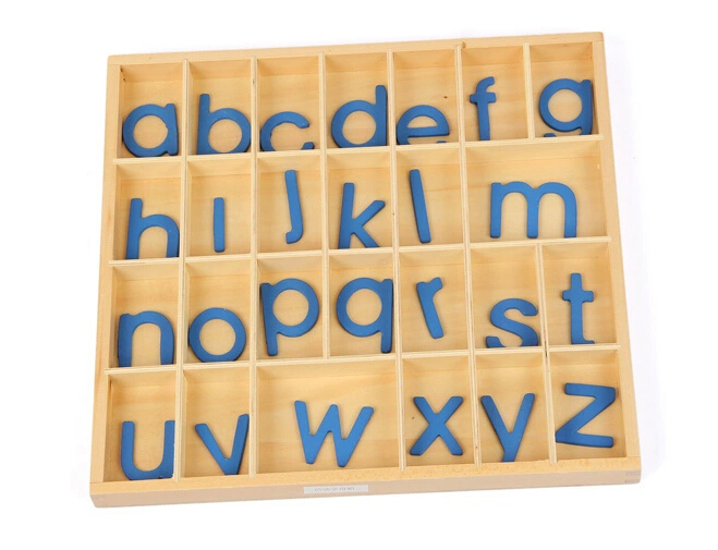 baby toy montessori movable alphabets box letters wood for early childhood education preschool kids brinquedos juguetes