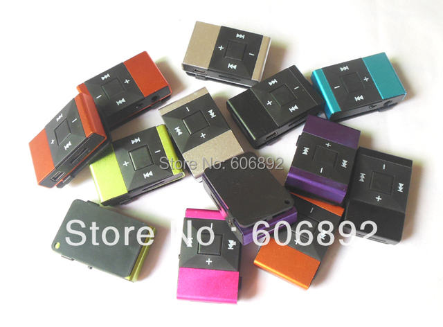 2pcs/lot hot sell support 1-8GB TF card MP3,fashion.mini mp3,mp3 player with earphones usb charger free shipping & drop shipping