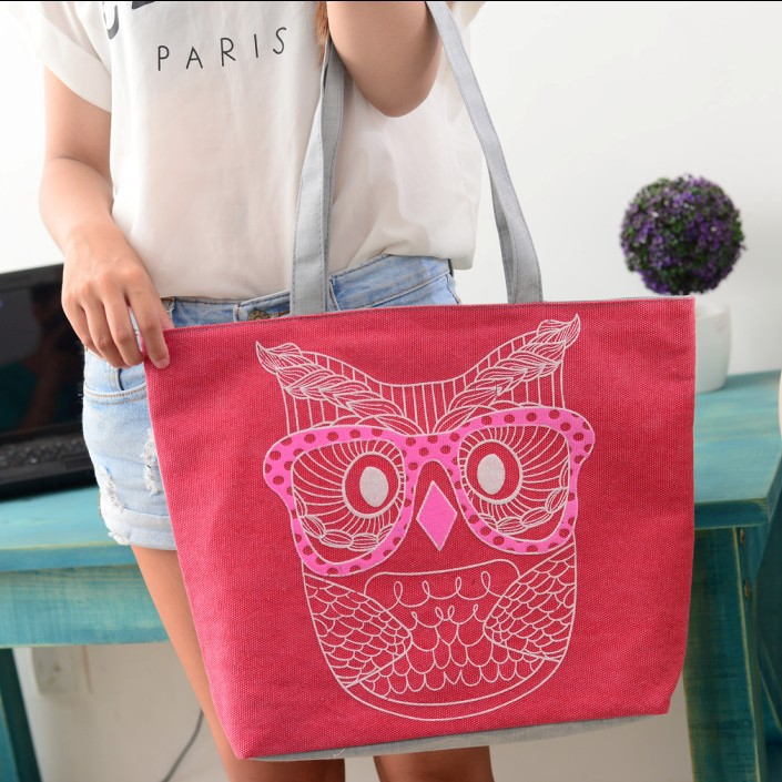 5 Color 2015 Women Bags Canvas Handbags Casual Large Capacity Mummy Shoulder Crossbody Shopping Bag Women Messenger Bags(China (Mainland))