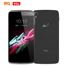 Original TCL idol3 i806 4G LTE Mobile Phones 5.5 inch Android 5.0 Snapdragon 615 MSM8939 Octa Core 2GB/16GB NFC ALCATEL Phone
