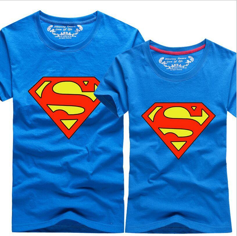 13 colors 4xl plus size clothes superman t shirt