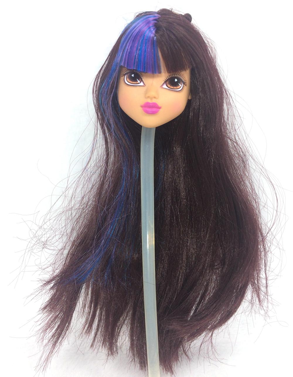 NK 1 Pcs Original MGA Doll Variety Moxie Girlz Doll Head Big Eyes Sisters Girl MAGIC Fashion Cute Baby Doll Gift For Girls 35F(China (Mainland))