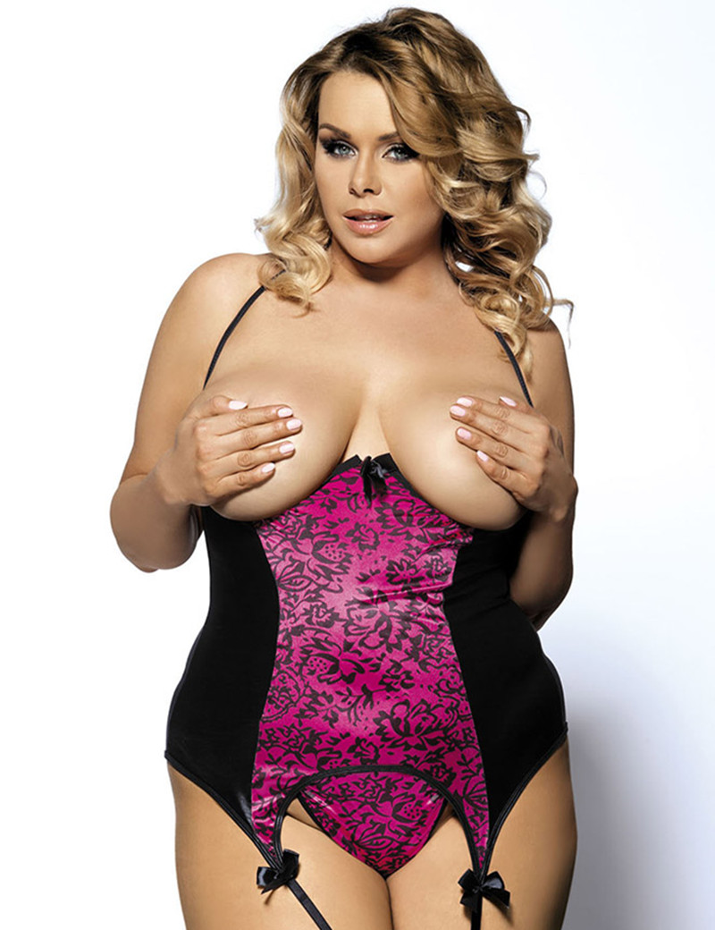 Rj70134 Brand new super deal sexi woman lingerie popular trendy cupless sexy lingerie women intimate affair plus size lingerie(China (Mainland))