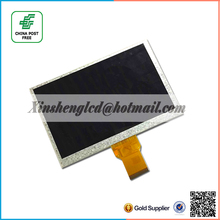 7 inch Tablet PC MID ebook universal LCD screen KR070PK9S free shipping(China (Mainland))