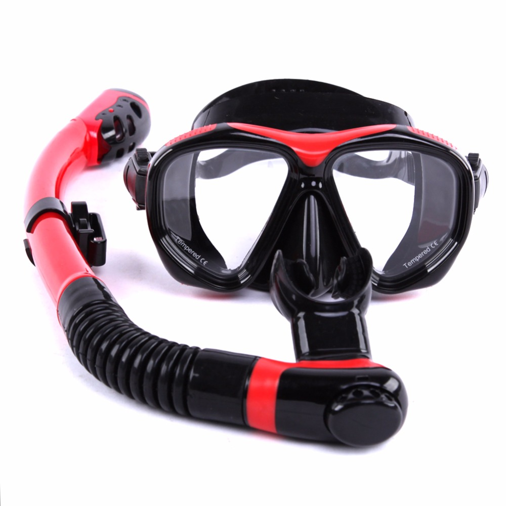 Professional Scuba Diving Gear Diving Equipment Snorkel Mask Set Whale Brand Adults Swimming Diving Mask Top Quality Guarantee(China (Mainland))
