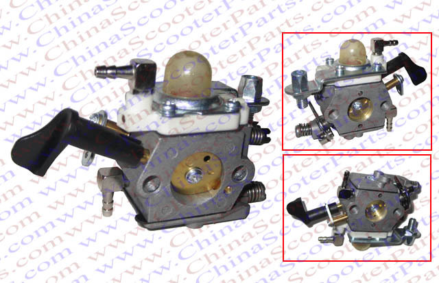 HP 16MM Walbro Style Carb 47cc 49cc Mini Moto ATV Cross Dirt Pit Bike Carburetor(China (Mainland))