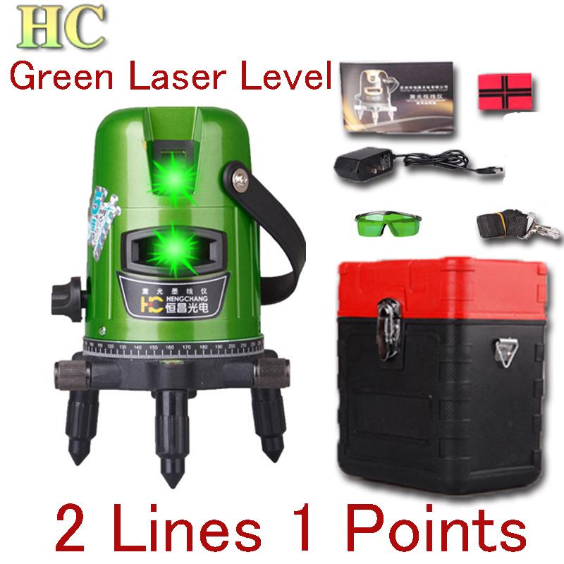 Здесь можно купить  Hengchang special level green/blue 1 235 line laser level outdoor level upgrade slash  Инструменты