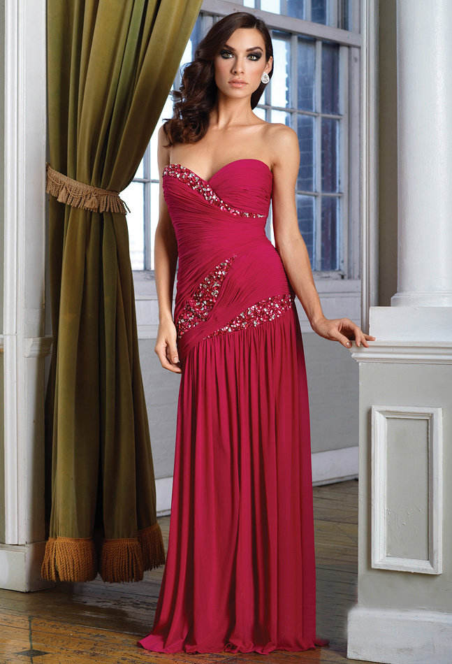 Evening Dresses In Los Angeles - Holiday Dresses