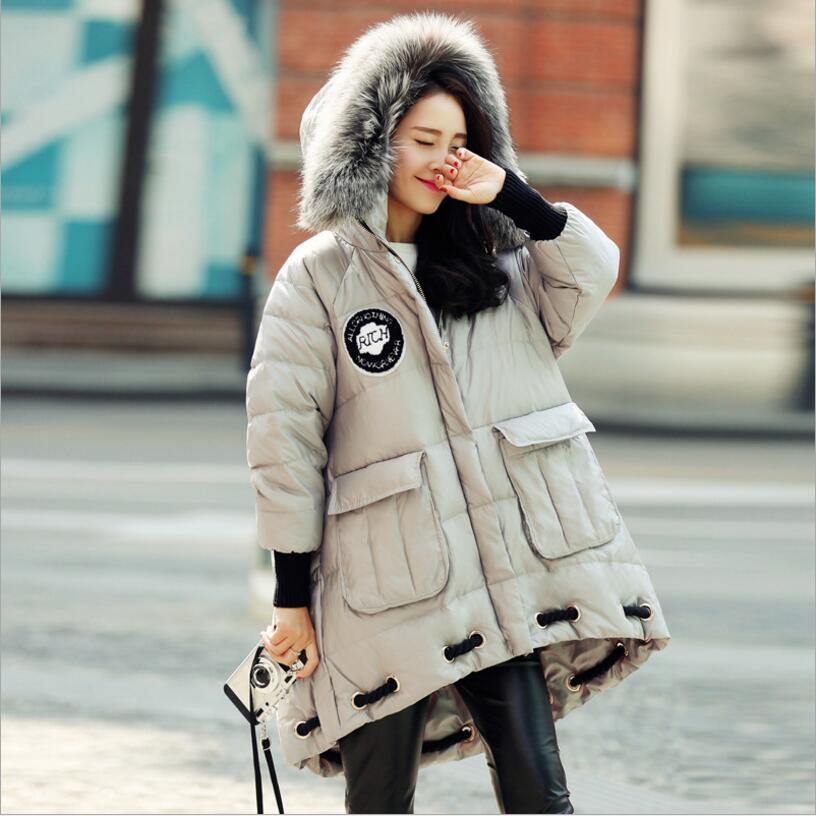 Popular Womens Long Length Down Filled Coats-Buy Cheap Womens Long ...