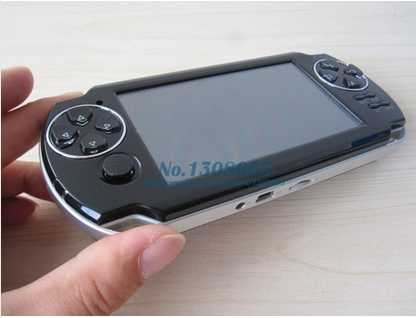 4.3 inch Touch Screen Handheld Game MP4 MP5 Players Games Console with wifi(China (Mainland))