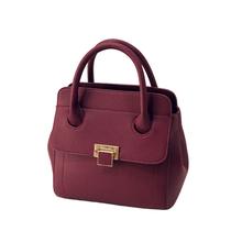 Retro Classy Hand Bag Female Embossing Ladylike Handbag Women Black Purple PU Vintage Single Shoulder Lady Small Crossbody - Goog Fashion Online Store store