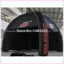 Buy Cheap high, 4M13ft small air inflatable tent outdoor events for $590.00 in AliExpress store