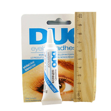 2pcs New Fake Eyelash Glue White Clear Adhesive False Eyelash Glue For Professional Hot Sale(China (Mainland))