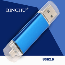 OTG Usb Flash Drive 16gb Usb Stick 32gb Pen Drive 16gb  Pendrive 8gb Usb Stick Promotion Smart Phone Tablet pc Pxternal Storage(China (Mainland))