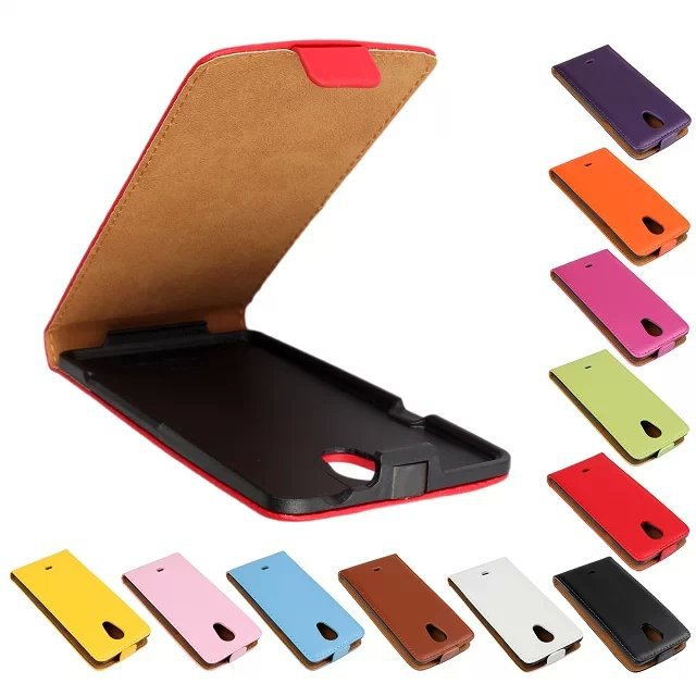 Luxury Retro Genuine Leather Mobile Phone Case For Sony Xperia T Lt30p Vertical Flip Back Cover(China (Mainland))
