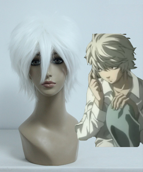 Popular White Wig Male-Buy Cheap White Wig Male lots from ...