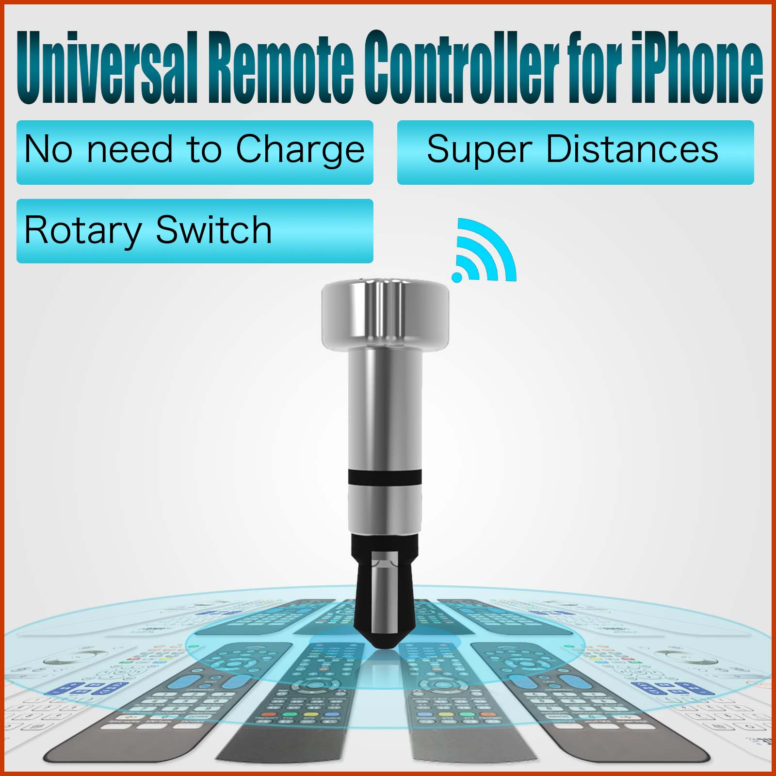 Smart Remote Control For Apple Device Mobile Phone Accessories Mobile Phone Lcds For Samsung S6 For Iphone Lcd 6 Touch Screens(China (Mainland))