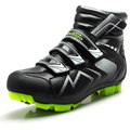Tiebao High Ankle Racing Cycling boots Outdoor Athletic Racing MTB Cycling Shoes SelfLock Bike Shoes SPD
