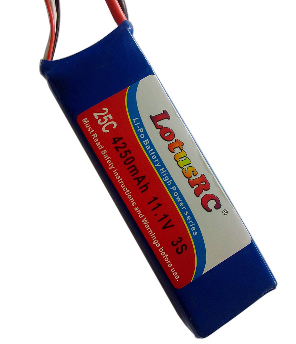 Free shipping LotusRC T580P Lipo battery 3S 4250mAH 20C Lipo Battery for T580P Quadcopter aircraft model<br><br>Aliexpress