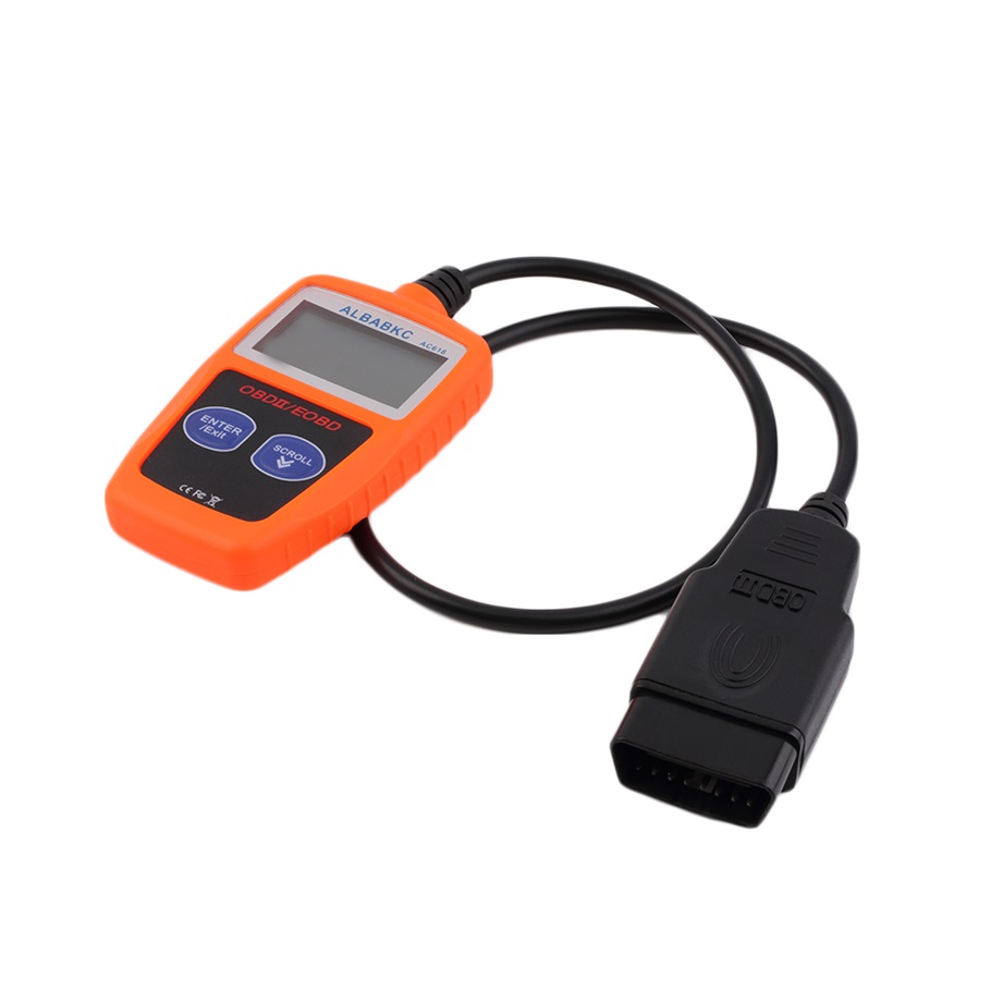 New arrival AC618 Car Fault CAN EOBD OBD2 OBDII Diagnostic Scanner Code Reader Tool hot selling(China (Mainland))