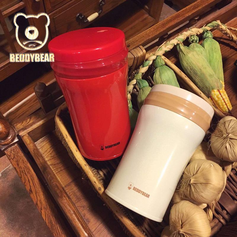 Vacuum insulated Mug Stainless Steel Vacuum Thermos Food Flasks Pot Mugs Mini Bucket Kubek Termiczny Copos Termicos Bullet J617(China (Mainland))