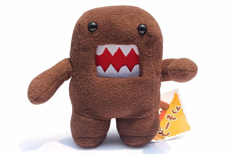Cute Domo Kun Plush Doll Toy 7 inch<br><br>Aliexpress