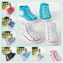 2016 New 0-12 Month Baby Socks Newborn stereo children's socks Super cute children Socks boy girl children socks Free shipping