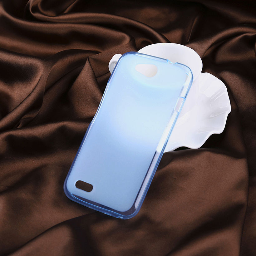Soft Silicone TPU Skin Cases For ZTE Blade Q lux 4G A430 4.5 inch Qlux 4G Covers Anti-Scratch Transparent Protective Shell Bags(China (Mainland))
